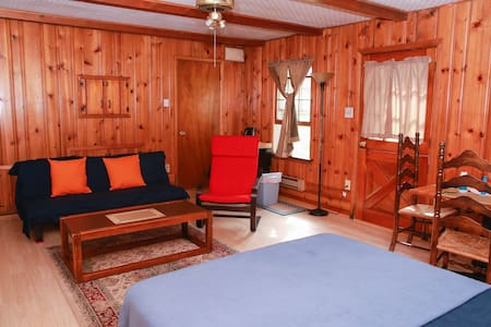 Private Cabin at House of Mint! - East Stroudsburg - Cabin