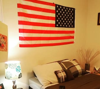 Cozy 1b near Marshall University - Huntington - Appartement