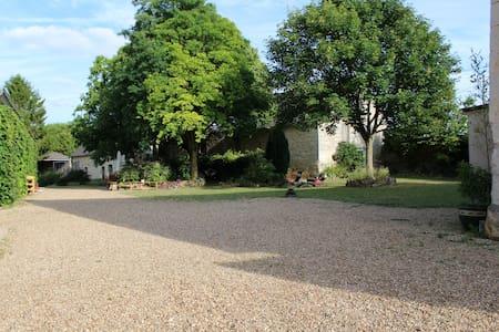 Gîte 2p avec piscine proche Saumur - Wohnung