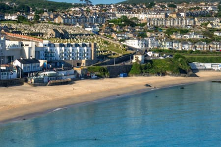 Ocean View Apartment in St Ives - Saint Ives