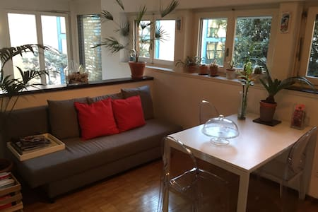 Like Your home. Free Wi-Fi + garage - Lugano - Loft