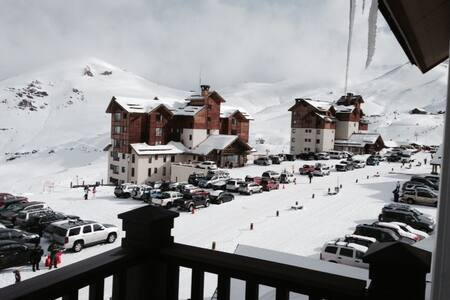 Departamento en Valle Nevado Chile - Appartement