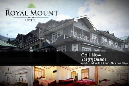 New Royal Mount Hotel 1 - Oda + Kahvaltı