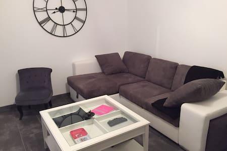 Bel appartement calme et chaleureux - Appartamento