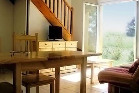 T2 Duplex pour vacances ou cure - Apartment