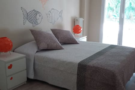 Lovely 2-bedrooms apartment at the city center - Logroño - Apartment