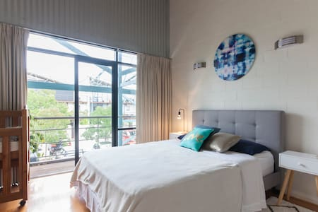Modern & Central Freo Townhouse - Townhouse