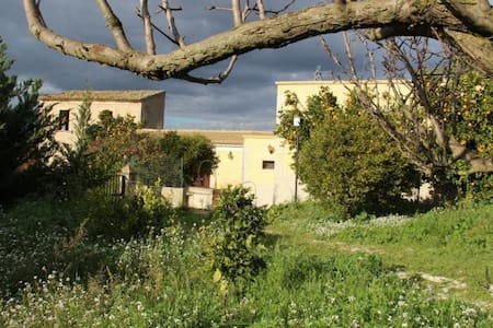 Splendida villa in campagna (Sicilia orientale) - Mortilla-quaglio - Haus