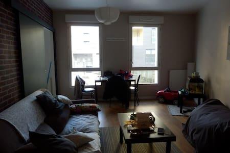 Appartement neuf beau quartier proche de Paris - Apartment