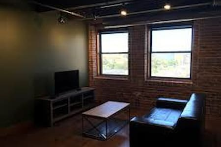 Upscale loft Downtown Sioux City, IA - Loft