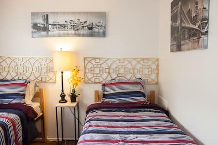Nice Room - Santa Barbara - Apartment