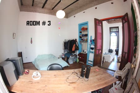 Room # 3 at Casa Solis Art house =)