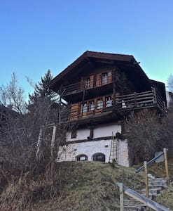 authentique raccard valaisan - Chalet