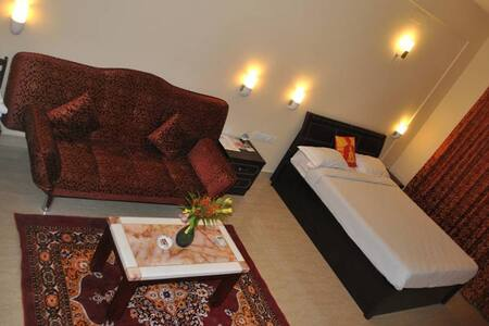 Studio Apt Purple Resort Auroville - Apartamento