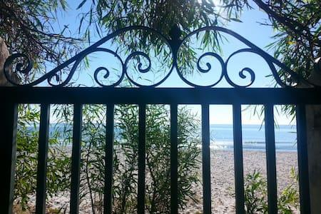 Villetta sulla spiaggia - S'Ena e Sa Chitta