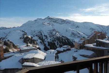 Studio flat next to the slopes - Morzine - Appartement