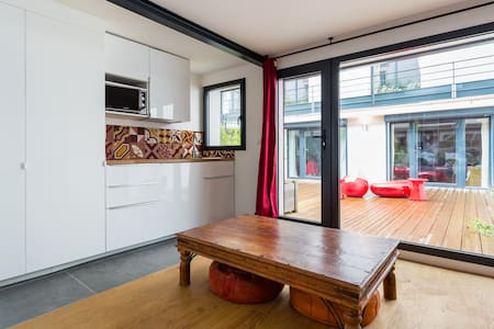 newly renovated studio in centre - Versailles - Appartement