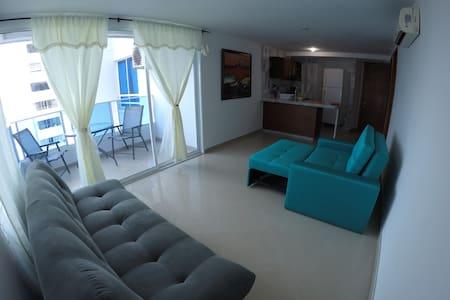 Espectacular Apartamento Corralito Caribe - Appartement