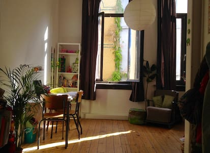 Spacious studentroom in Antwerp - Apartment