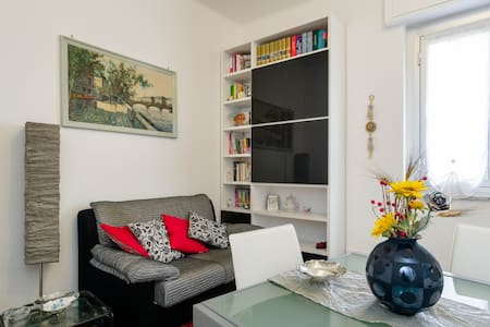 Lovely flat 150ft to the sea - Apartment