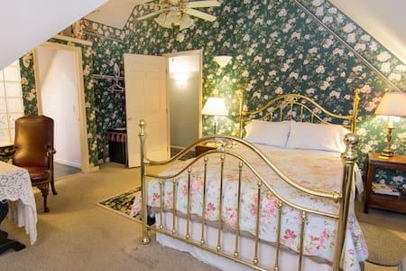 OSU/Victorian Village B&B Room #6 - Columbus - Bed & Breakfast