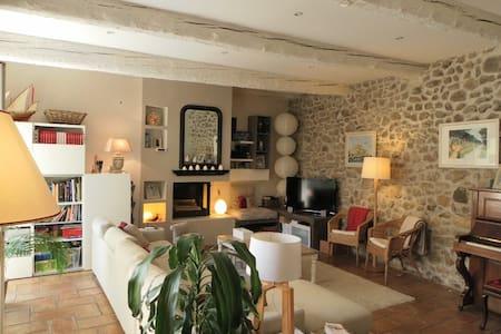 Grande maison familiale au coeur d'un village - Cazouls-lès-Béziers - Rumah