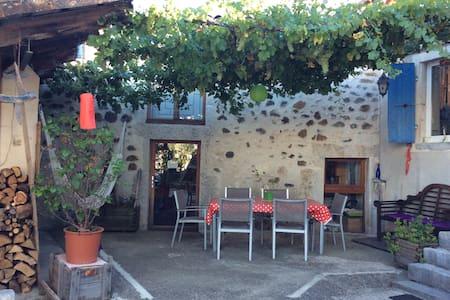 La Grange - Lavilledieu - Huis