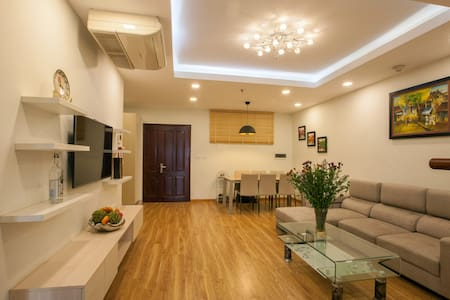 Cozy apartment with nice city view - Hanoi - Lejlighed