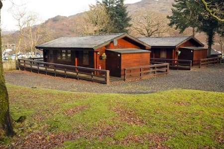 Loch View Lodge - Ardlui - Huis