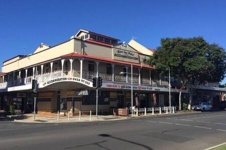 Bells Vue Hotel Maryborough QLD - Konukevi