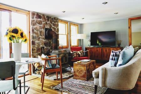 The Perfect Catskills Lake House - House
