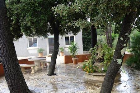 studio 40m2 neuf verdure calme et grande terrasse - Saint-Mathieu-de-Tréviers