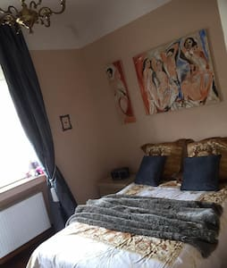 Chambre maison maître proche Luxembourg-Belgique - Audun-le-Roman