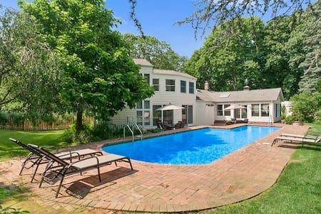 North Haven- Sag Harbor House - Casa