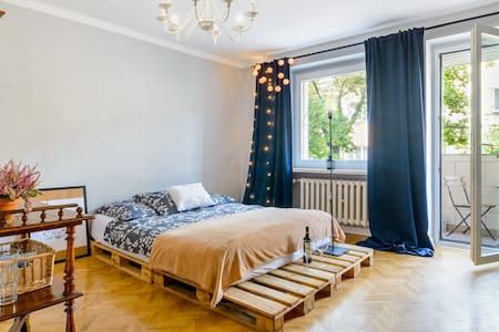 Cosy apartament near City Center - Poznań