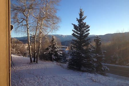 1 BR Condo + Bunkroom, Mtn Views! - Snowmass - Condominium