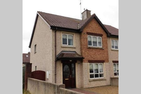 Semi Detached House For Short Term Let - Portlaw - Casa