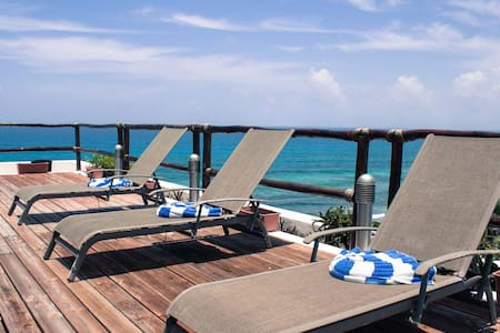 Best view in Isla Mujeres Lux Condo - Isla Mujeres - Apartment