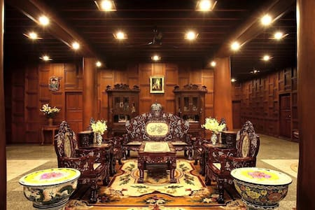 Newly built Lanna style house,Sanpatong Chiang Mai - Bed & Breakfast