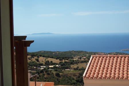 Appartamento vista mare di Sardegna - Trinità d'Agultu e Vignola - Leilighet
