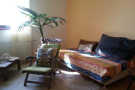 Loftwohnung mit Zugang zum Garten - Maison