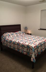 Cozy private bedroom in 2BR apartment near campus - Columbia