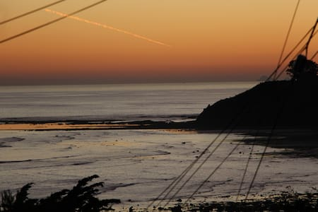 Bolinas Ocean View Retreat - ボリナス