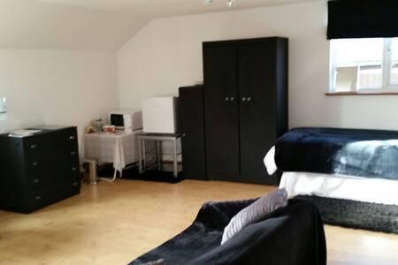 Spacious bright en-suit room. - Torrington - Bed & Breakfast