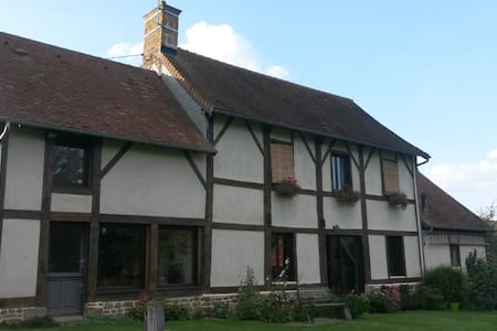 maison normande en campagne - Dom