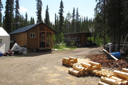 Spruce Lodge - Tok - Cottage