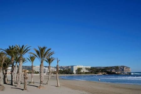 Spacious 3 bedroom apartment. 100m from sand beach - Xàbia (Jávea)