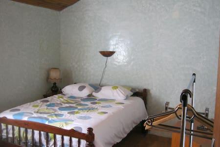 Chambre 2 à Huisnes-sur-Mer - Rumah