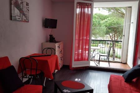 Appartement 25m2 avec terrasse - Leilighet