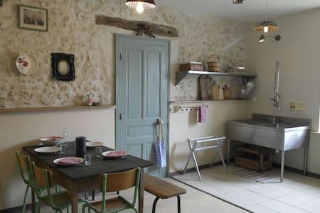 Gîte, Vintage Touch - Hannonville-sous-les-Côtes - Ev